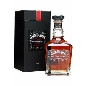 Jack Daniel's Holiday Select 2011 0,75l 50% GB L.E.