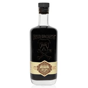 Rumson's Coffee Rum Black 0,7l 40%