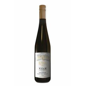 Vican Chardonnay Edice KAREL RODEN 2018 0,75l 13,5%