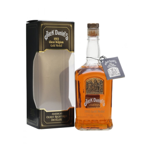 Jack Daniel's Gold Medal 1913 1l 43%