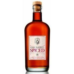 Don Q Oak Aged Spiced  0,7l 45%