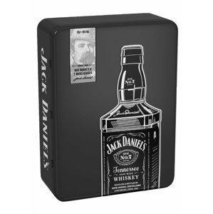 Jack Daniel's 0,7l 40% + 2x sklo 2019 Plech