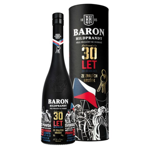 Baron Hildprandt Zralá Hruška 30 let od revoluce 0,7l 40% GB L.E.