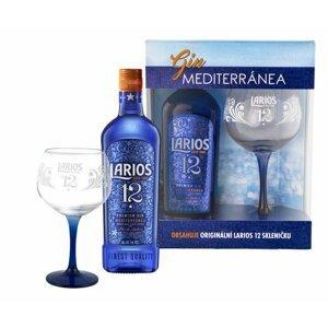Larios 12 Premium Gin 0,7l 40% + 1x sklo GB