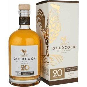 Gold Cock 20y 0,7l 49,2%