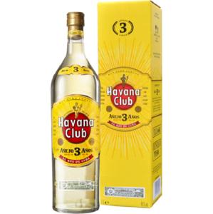Havana Club Anejo 3y 3l 40% GB