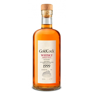Gold Cock Rum Cask Finish 1999 0,7l 58,6%