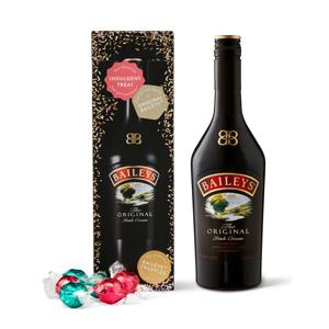Baileys Irish Cream 0,7l 17% + Pralinky