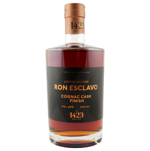 Ron Esclavo XO Cognac Cask 0,7l 46% L.E.