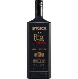 Fernet Stock Barrel Edition 0,5l 35%