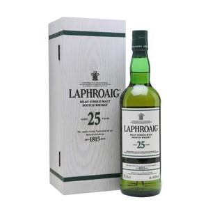 Laphroaig 25y 0,7l 48,9% GB