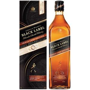 Johnnie Walker Black Label Triple Cask 1l 40%