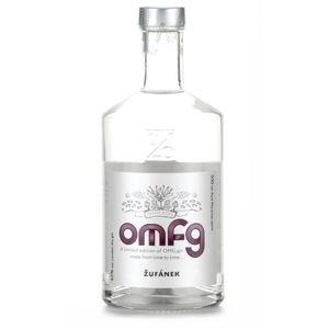 OMFG Gin Žufánek 2020 0,5l 45% L.E.