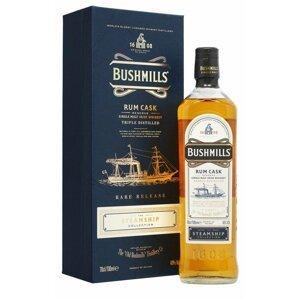 Bushmills Rum Cask Steamship 0,7l 40%