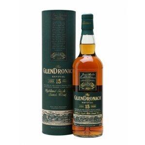 GlenDronach Revival 15y 0,7l 46%