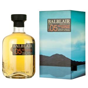 Balblair 1st Release 2005 0,7l 46%