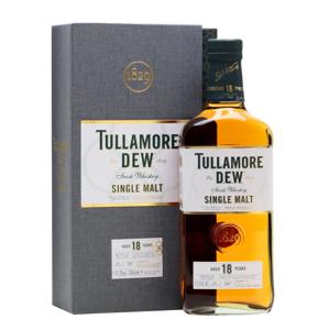 Tullamore Dew 18y 0,7l 41,3%