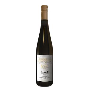 Vican Pinot Noir Edice KAREL RODEN Pozdní sběr 2018 0,75l 13,5%