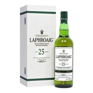 Laphroaig 25y 0,7l 52% GB