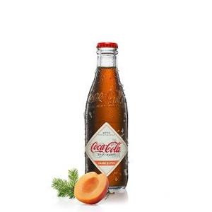 Coca Cola Specialty / meruňka - borovice 0,25l