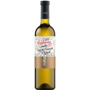 Trávníček & Kořínek Chardonnay Pozdní sběr 2018 0,75l 13%