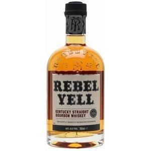 Rebel Yell Straight Rye 0.7l 45% 0,7l