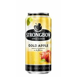 Strongbow Gold Apple 0,44l 4,5%