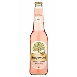 Kingswood Sweet Rosé 0,4l 4,5%