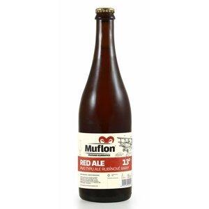 Muflon Red Ale 13° 0,75l 5,4%