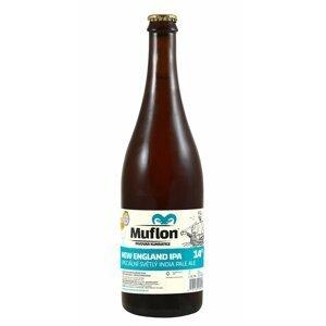 Muflon New England IPA 14° 0,75l 6,5%