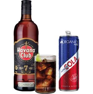 Cuba Libre set