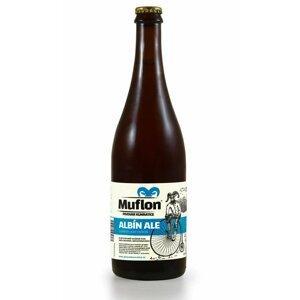 Muflon Albín Ale 10,5° 0,75l 4%