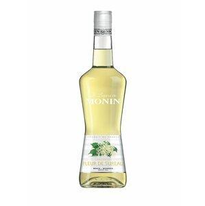 Monin Elderflower Liqueur 20% 0,7l