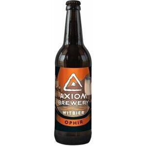 Axiom Ophir – Witbier 11° 0,33l 4,5%