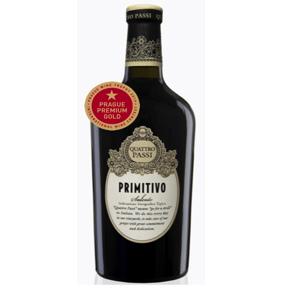 Primitivo Salento 14% 1,5l