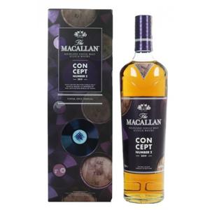 Macallan Concept Number.2 0,7l 40% L.E. / Rok lahvování 2019