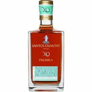 Santos Dumont Rum XO Palmira 0,7l 40%
