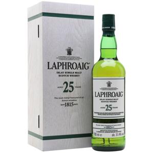 Laphroaig Cask Strength 25y 0,7l 51,4% / Rok lahvování 2019