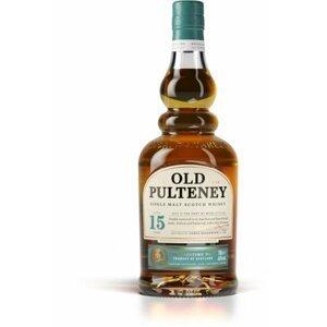 Old Pulteney 15y 0,7l 46%