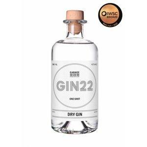 Garage 22 Gin 22 0,5l 42%