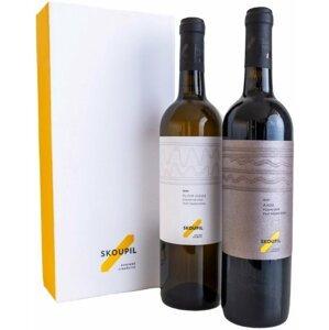 Skoupil Výběr vinaře MIX 2×0,75l GB