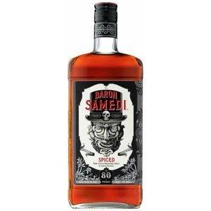 Baron Samedi Spiced 80 Proof 0,7l 40%