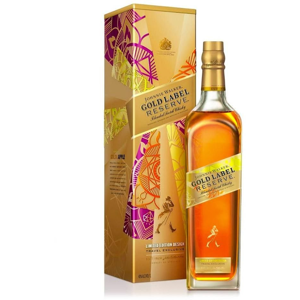 Johnnie Walker Gold Label Reserve Travel Exclusive 1l 40% GB L.E.