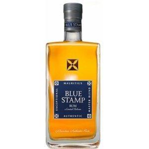 Blue Stamp Mauritius Authentic Rum 0,7l 42% L.E.