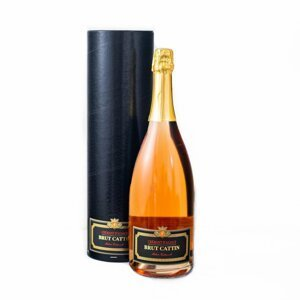 Crémant d'Alsace Brut Cattin Rosé MAGNUM 1,5l 12% GB