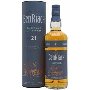 BenRiach Classic 21y 0,7l 46% GB