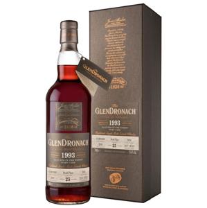 GlenDronach 25y 1993 0,7l 55,6% GB L.E. / Rok lahvování 2019