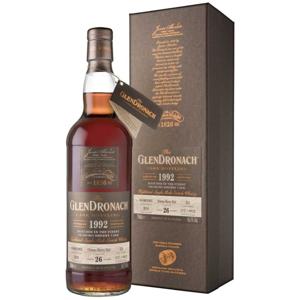 GlenDronach Single Cask 26y 1992 0,7l 56,5% GB L.E. Cask 221 / Rok lahvování 2019
