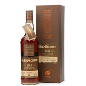 GlenDronach Single Cask 26y 1992 0,7l 59,8% GB L.E. Cask 847 / Rok lahvování 2019