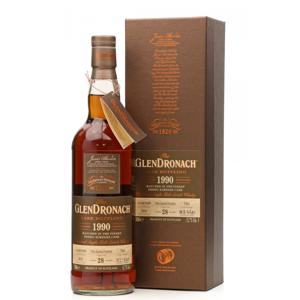 GlenDronach Single Cask 28y 1990 0,7l 51,7% GB L.E. Cask 7905 / Rok lahvování 2019